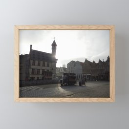 Ghent, Belgium Framed Mini Art Print