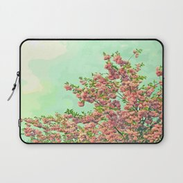 Happy Springtime Laptop Sleeve