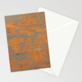 Oxidation Speed Stationery Cards