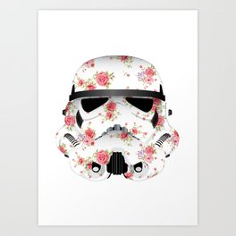 Summertrooper 1 Art Print