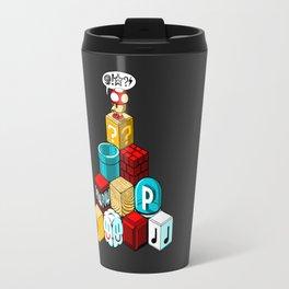 Q*BISM Travel Mug