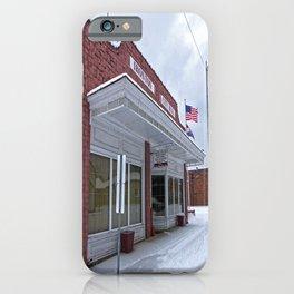 City Hall - Ironton, Missouri iPhone Case