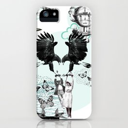 vuela iPhone Case