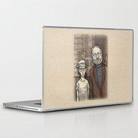 tenenbaum Laptop & iPad Skins featuring Raleigh is shocked by suPmön