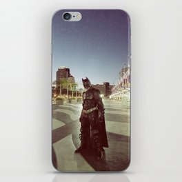 Who is Bruce Wayne iPhone Skin