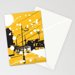 Toronto Snow! Stationery Cards