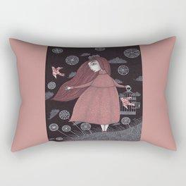 The Key Rectangular Pillow