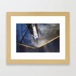 Reflexion 2 Framed Art Print