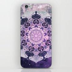 FREE YOUR MIND MANDALA iPhone & iPod Skin