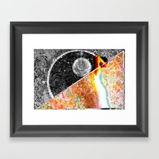 Mus^ion° Framed Art Print