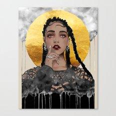 FKA Twigs Canvas Print