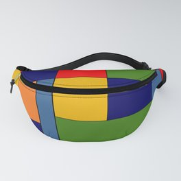 Abstract #348 Fanny Pack