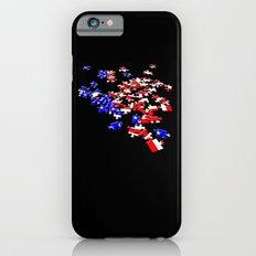 patriotic jigsaw Slim Case iPhone 6s