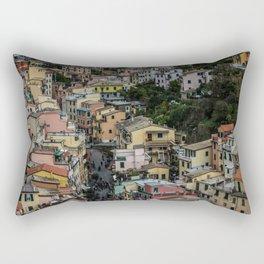 House it Goin'? Rectangular Pillow