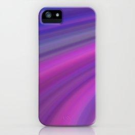 Sky Turn iPhone Case