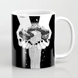 The world in my hand Coffee Mug