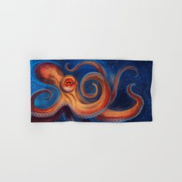 Marine existence Hand & Bath Towel