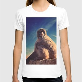 Daydreaming Macaque T-shirt