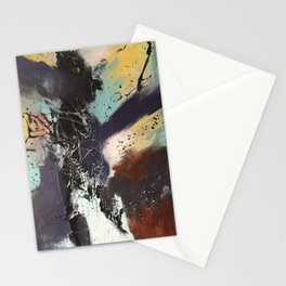 Executed Actions Stationery Cards