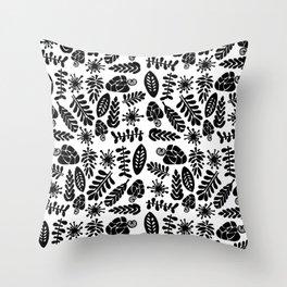 Cashew Pattern Throw Pillow