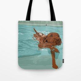 #inktober2016:wet Tote Bag