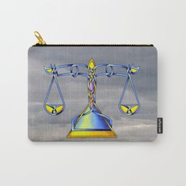 Scales Knot Carry-All Pouch