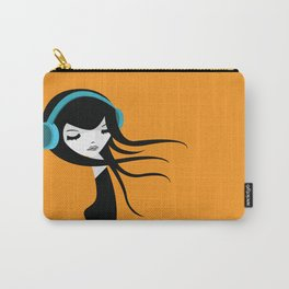 Flow In The Music Carry-All Pouch