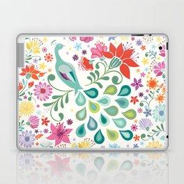 Peacock Sanctuary Laptop & iPad Skin