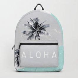 Island vibes retro - Aloha Backpack