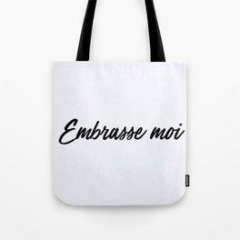 102. Kiss Me Tote Bag