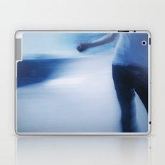 Skater in Slow Motion Laptop & iPad Skin