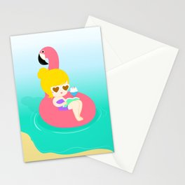A Summer Dream Stationery Cards