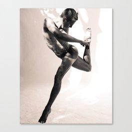 Ty - Dancer Series 2 Canvas Print
