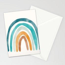 Pastel Rainbow Stationery Cards