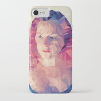 wasted rita iPhone & iPod Cases featuring Rita by Luis Marques