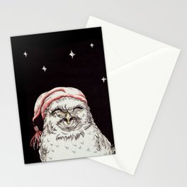 Good Night, Little Owl Stationery Cards