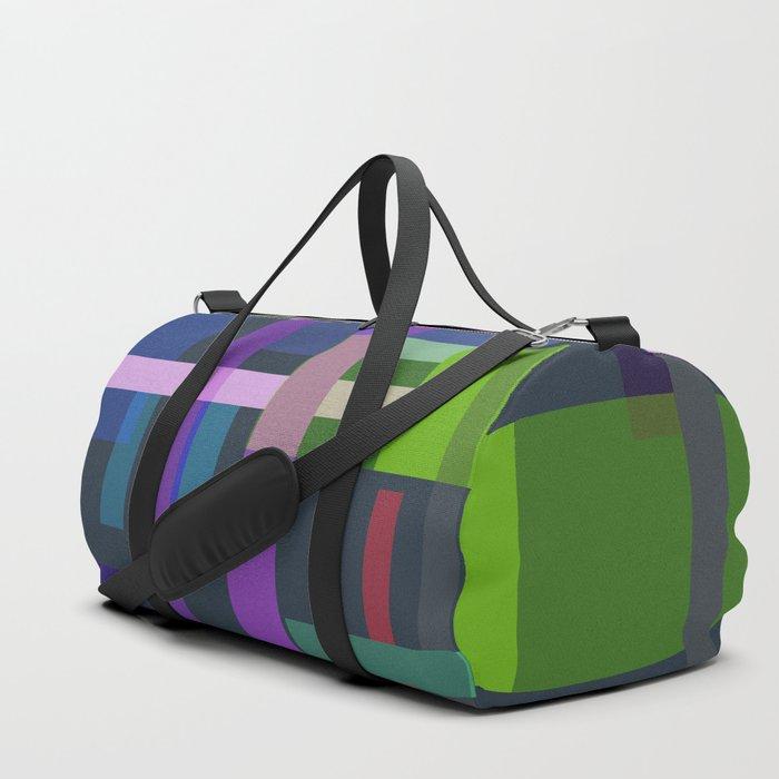 Imitation Mid-20th Century Abstraction, No. 3 Duffle Bag