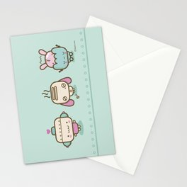 ♥ r o b o t s ♥ Stationery Cards