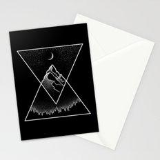 Pyramidal Peaks Stationery Cards
