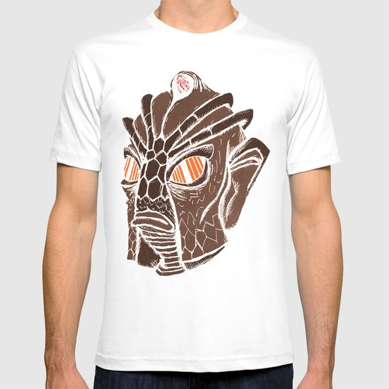 Classic Doctor Who - Silurian T-shirt