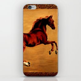 The Horse, after  George Stubbs iPhone Skin