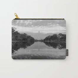 Reflecting Pool- Washington DC Carry-All Pouch