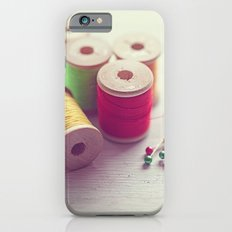 It's the simple things... iPhone 6s Slim Case