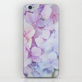 Bloomin' Fabulous Hydrangeas iPhone Skin