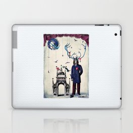 the emperor's new clothes Laptop & iPad Skin