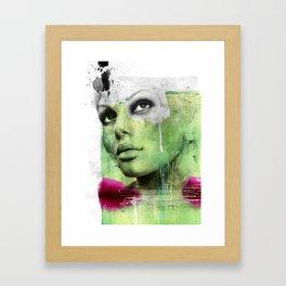 Why not...? Framed Art Print