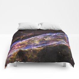 Veil Nebula Comforters