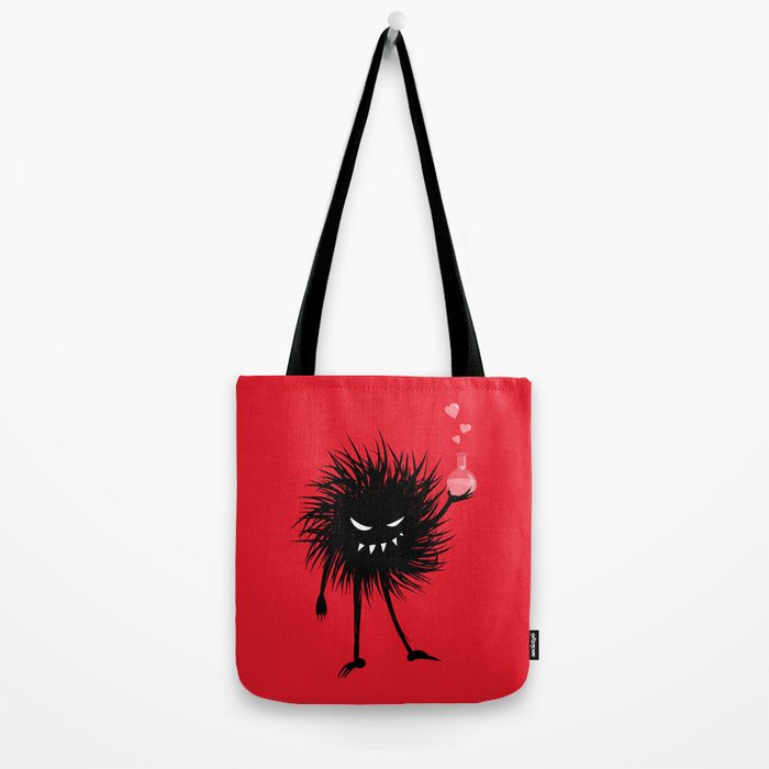 Evil Bug Made A Love Potion For You Tote Bag