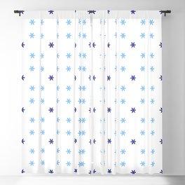 stars 124 - Blue Blackout Curtain