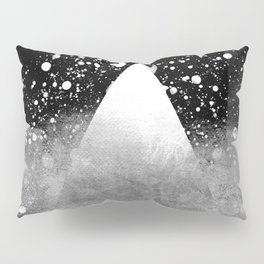 Triangle Composition IV Pillow Sham